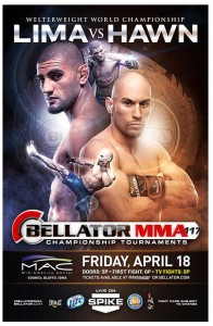 Bellator MMA 117 Fight Card With Results